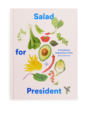 Salad for President - White