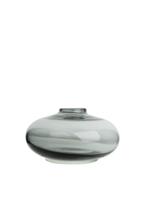 Spherical Vase 6.5 cm - Grey
