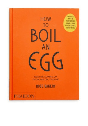 How to Boil an Egg - White