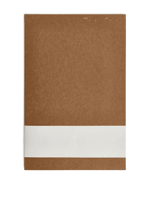 Soft Notebook Large - Beige