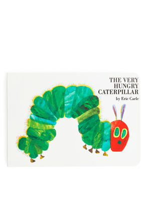 The Very Hungry Caterpillar - White
