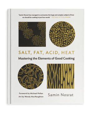 Salt, Fat, Acid, Heat - White