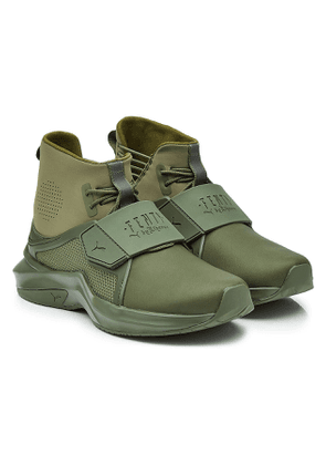 FENTY Puma by Rihanna Sneakers with Leather
