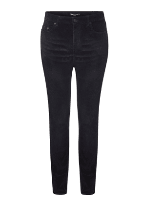 Saint Laurent Corduroy Pants