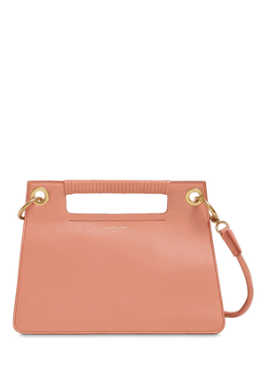 Whip Small Leather Top Handle Bag
