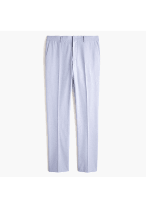 Ludlow Slim-fit dress pant in cotton oxford