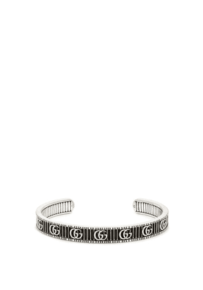 Gucci - Gg Marmont Sterling Silver Bracelet - Mens - Silver