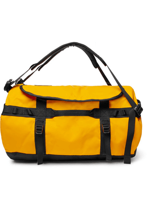 The North Face - Base Camp Medium Coated-canvas Duffle Bag - Yellow