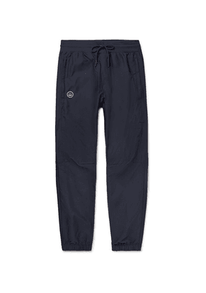 adidas Consortium - Spezial Mcadam Tapered Tech-jersey Track Pants - Storm blue