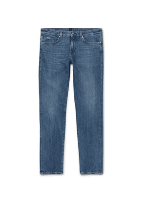 Hugo Boss - Delaware Slim-fit Denim Jeans - Blue