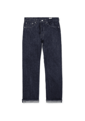 OrSlow - 105 Selvedge Denim Jeans - Blue