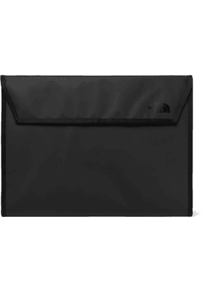 The North Face - Logo-print Canvas-trimmed Shell Pouch - Black