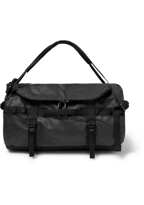 The North Face - Base Camp Small Coated-canvas Duffle Bag - Black