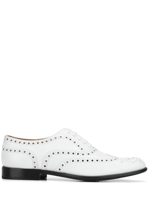Church's Burwood lace-up shoes - White