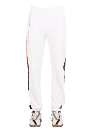 Velocity Sweatpants W/ Side Bands