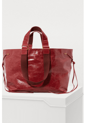 Leather Wardy new handbag