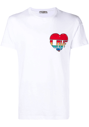 Valentino Love short-sleeve T-shirt - White