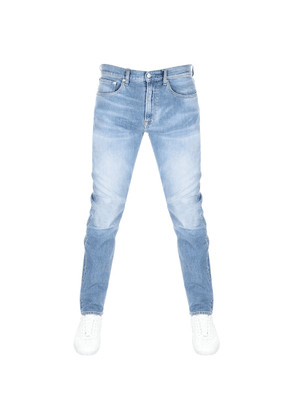 Calvin Klein 056 Athletic Taper Jeans Blue