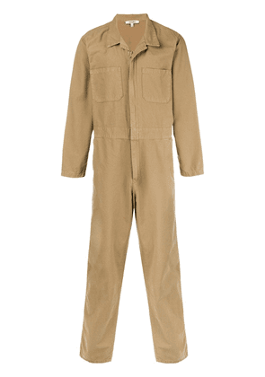 Yeezy workwear jumpsuit - Neutrals