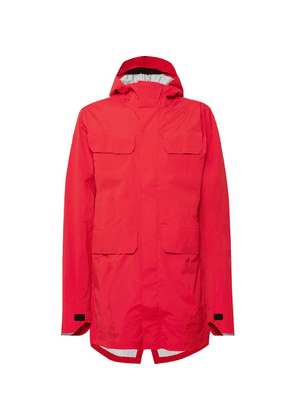 Canada Goose - Seawolf Tri-durance Shell Hooded Jacket - Red