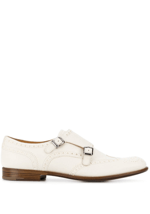 Church's monk shoes - White