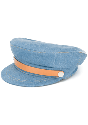 JW Anderson baker boy hat - Blue