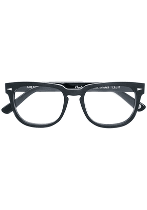 Ahlem oversized acetate glasses - Black