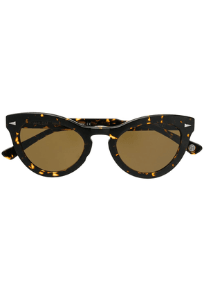 Ahlem cat eye sunglasses - Brown