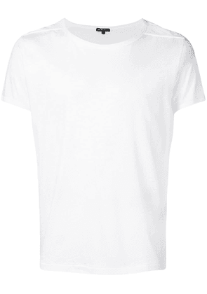 Ann Demeulemeester two star print T-shirt - White