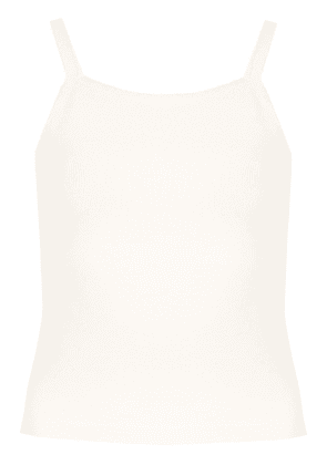 Egrey knitted top - White