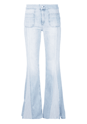 Dorothee Schumacher flared denim - Blue