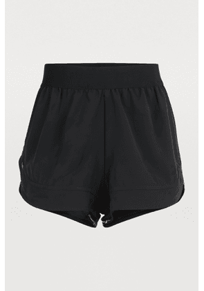 Essential buttoned shorts
