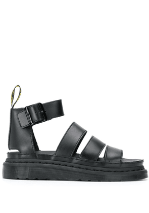 Dr. Martens gladiator sandals - Black