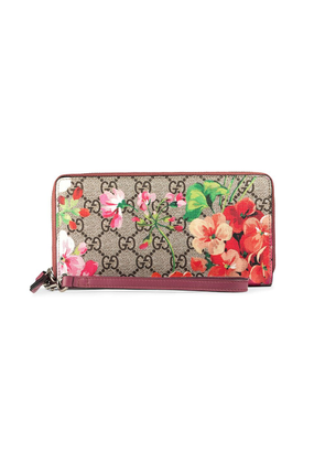 Gucci GG Blooms wrist wallet - Multicolour