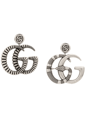 Gucci GG marmont earrings - Metallic