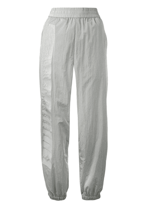 T By Alexander Wang track trousers - Silver