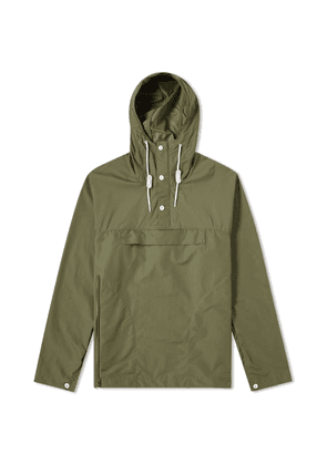 Battenwear Packable Anorak Olive