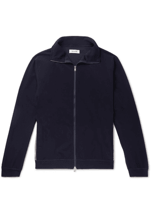 nonnative - Cyclist Piped Tech-jersey Track Jacket - Navy