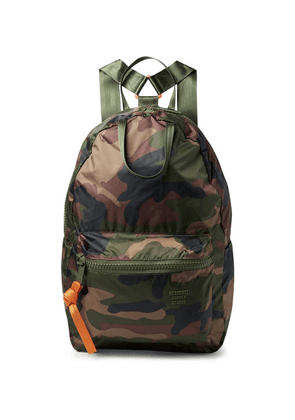 Herschel Supply Co - Studio City Pack Hs6 Camouflage-print Ripstop Backpack - Army green