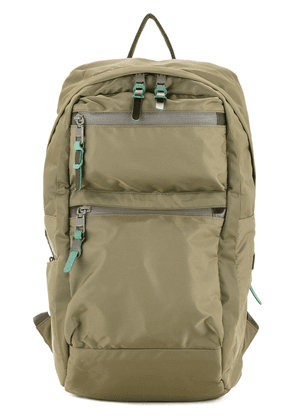 As2ov 210D nylon twill day pack - Green