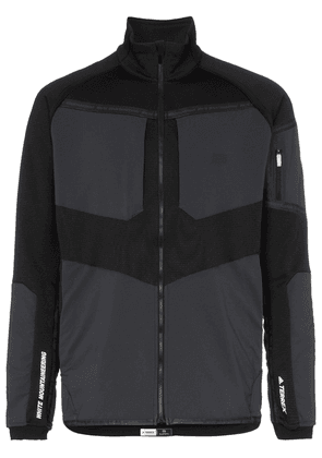 Adidas By White Mountaineering Stockhorn panelled sports jacket -