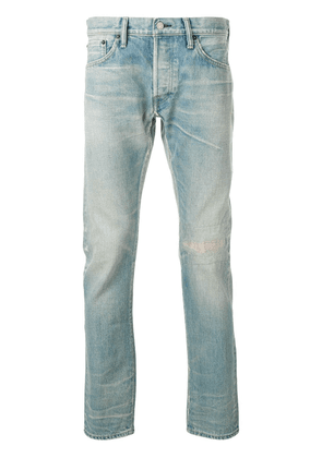 Fabric Brand & Co slim-fit jeans - Blue