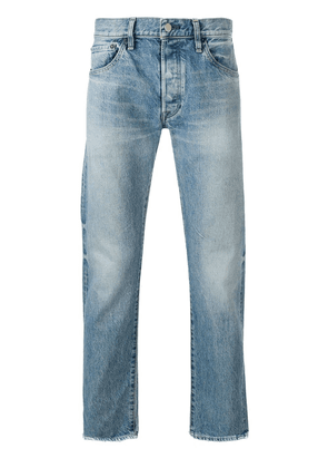 Fabric Brand & Co straight-leg jeans - Blue
