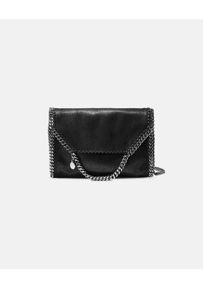 Stella McCartney Black Falabella Shoulder Bag, Women's, Size OneSize