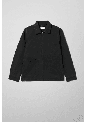Camp Washed Jacket - Black