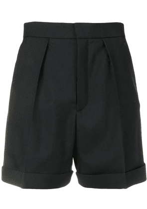 Saint Laurent tailored shorts - Black