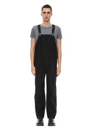 Mooni Cotton Twill Overalls