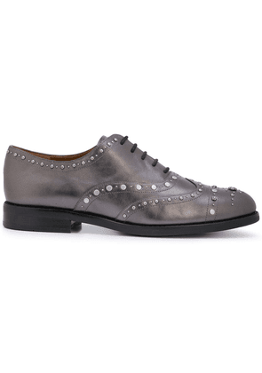 Coach Tegan oxford shoes - Grey