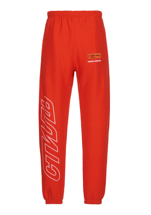 Heron Preston СТИЛЬ Logo Cotton Sweatpants