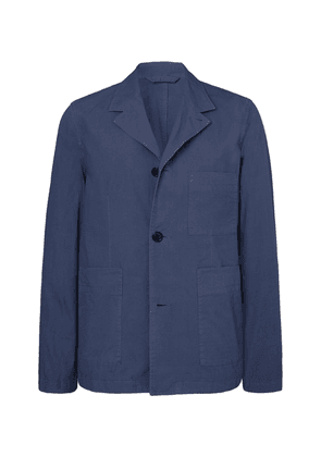 PS by Paul Smith - Cotton-twill Shirt Jacket - Blue